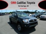 2012 Nautical Blue Metallic Toyota Tacoma V6 TRD Double Cab 4x4 #67494076