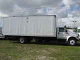 2003 Ford F650 Super Duty XL Regular Cab Commerical Moving Truck Data, Info and Specs