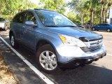 2007 Glacier Blue Metallic Honda CR-V EX-L #67493609