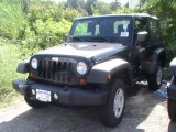 2012 Black Jeep Wrangler Sport 4x4 #67493569
