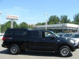 2010 Black Toyota Tundra TRD Rock Warrior Double Cab 4x4 #67493972