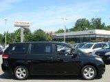 2011 Black Toyota Sienna V6 #67493968