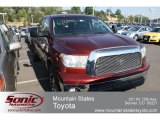 2007 Salsa Red Pearl Toyota Tundra SR5 TRD Double Cab #67493523