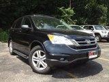 2011 Crystal Black Pearl Honda CR-V EX 4WD #67494372
