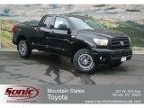 2012 Black Toyota Tundra TRD Rock Warrior Double Cab 4x4 #67493496