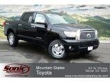 2012 Black Toyota Tundra Limited CrewMax 4x4 #67493494