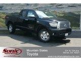 2012 Black Toyota Tundra Limited Double Cab 4x4 #67493492