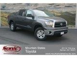 2012 Magnetic Gray Metallic Toyota Tundra CrewMax 4x4 #67493481