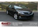 2012 Attitude Black Metallic Toyota Camry SE #67493476