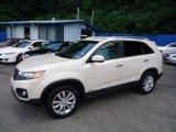 2011 White Sand Beige Kia Sorento EX AWD #67494354