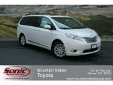 2012 Super White Toyota Sienna Limited AWD #67493470