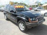 2002 Black Jeep Grand Cherokee Laredo #67494351