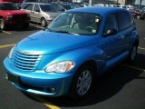 2008 Surf Blue Pearl Chrysler PT Cruiser Touring #6737026