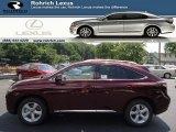 2013 Claret Red Mica Lexus RX 350 AWD #67493871