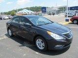 2013 Pacific Blue Pearl Hyundai Sonata GLS #67493427