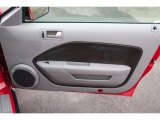 2006 Ford Mustang V6 Premium Coupe Door Panel