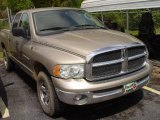 Light Almond Pearl Dodge Ram 1500 in 2003