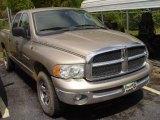 2003 Light Almond Pearl Dodge Ram 1500 ST Quad Cab 4x4 #6742363