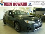 2012 Dark Gray Metallic Subaru Impreza WRX STi 5 Door #67494269