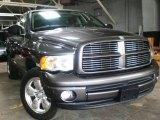 2004 Graphite Metallic Dodge Ram 1500 SLT Quad Cab 4x4 #6741405
