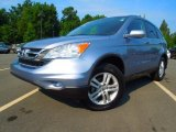 2010 Glacier Blue Metallic Honda CR-V EX-L #67494215