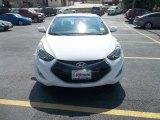 2013 Monaco White Hyundai Elantra Coupe SE #67566177