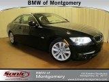 2012 Black Sapphire Metallic BMW 3 Series 328i Coupe #67566343