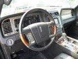 2011 Lincoln Navigator L 4x4 Steering Wheel