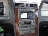 2011 Lincoln Navigator L 4x4 Controls