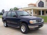 1997 Dark Lapis Metallic Ford Explorer XLT 4x4 #6645675