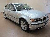 2005 Titanium Silver Metallic BMW 3 Series 325xi Sedan #67566122