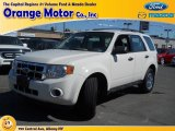 2009 White Suede Ford Escape XLS 4WD #67566292