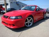 2003 Torch Red Ford Mustang Saleen S281 Supercharged Convertible #6737167