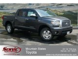 2012 Magnetic Gray Metallic Toyota Tundra Limited CrewMax 4x4 #67566084