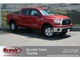 2012 Barcelona Red Metallic Toyota Tundra SR5 CrewMax 4x4 #67566082