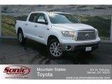 2012 Super White Toyota Tundra Platinum CrewMax 4x4 #67566080