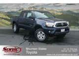 2012 Nautical Blue Metallic Toyota Tacoma V6 TRD Double Cab 4x4 #67566072