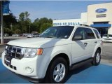 2009 White Suede Ford Escape XLT #67566219