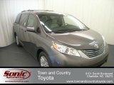 2012 Predawn Gray Mica Toyota Sienna XLE #67566397