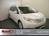 2012 Super White Toyota Sienna Limited AWD #67566390