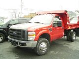 2008 Ford F350 Super Duty Chassis 4x4 Data, Info and Specs