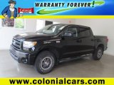 2011 Black Toyota Tundra TRD Rock Warrior CrewMax 4x4 #67594228