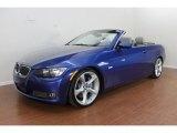 2009 Montego Blue Metallic BMW 3 Series 335i Convertible #67593667