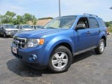 2009 Sport Blue Metallic Ford Escape XLT V6 4WD #67593657