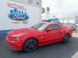 2013 Race Red Ford Mustang GT Premium Coupe #67593638