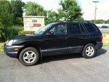 2003 Black Obsidian Hyundai Santa Fe GLS #67593925