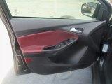 2012 Ford Focus SEL Sedan Door Panel