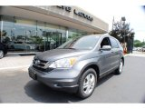 2011 Polished Metal Metallic Honda CR-V EX-L 4WD #67593914