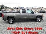 2013 GMC Sierra 1500 SLT Extended Cab 4x4