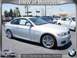 2012 Titanium Silver Metallic BMW 3 Series 335i Coupe #67593878